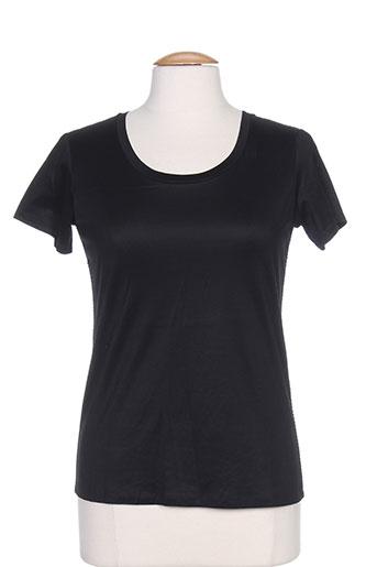 marella t-shirts femme de couleur noir