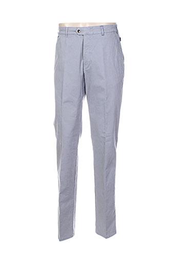 brühl pantalons homme de couleur gris