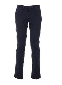 Pantalon casual bleu FRADI pour homme