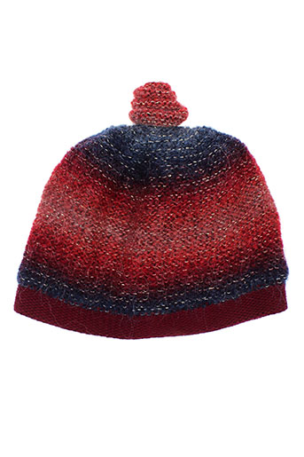 Bonnet rouge CATIMINI pour fille