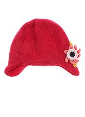 Bonnet rose CATIMINI pour fille seconde vue