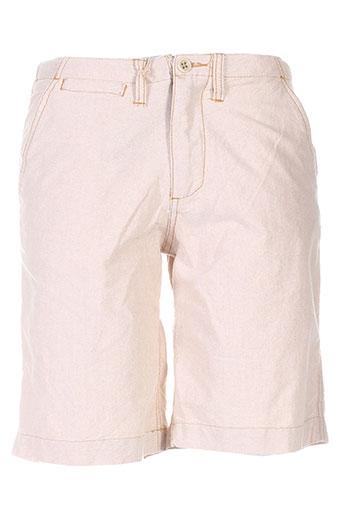 jachs shorts / bermudas homme de couleur beige