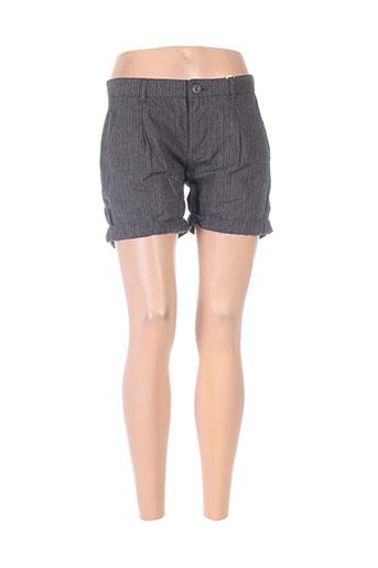 ltb shorts / bermudas femme de couleur gris