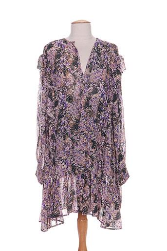 isabel marant tuniques femme de couleur violet