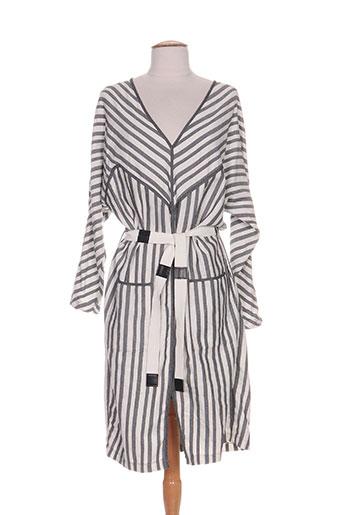 intropia robes femme de couleur gris
