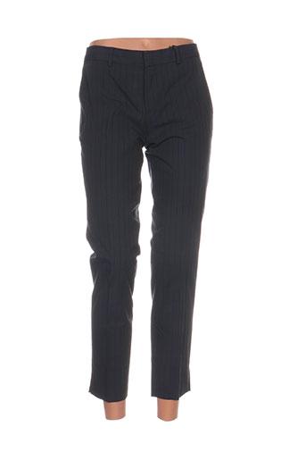 Pantalon 7/8 vert CHLOÉ STORA pour femme