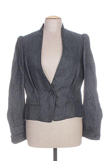 isabel marant vestes femme de couleur gris