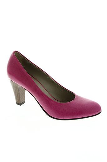 noe chaussures femme de couleur rose