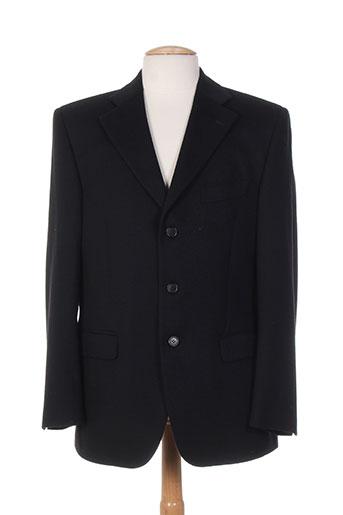 duca visconti vestes homme de couleur noir