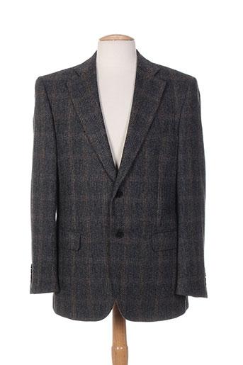 duca visconti vestes homme de couleur gris