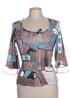 Produit-T-shirts-Femme-COCO MENTHE