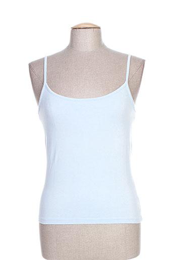 katmai chemises femme de couleur bleu