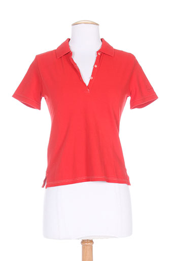 murphy EFFI_CHAR_1 nye t-shirts femme de couleur rouge