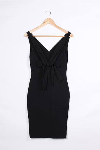 dsquared robes femme de couleur noir