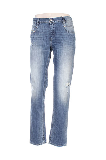 diesel jeans femme de couleur bleu