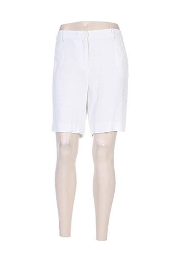 les prairies de paris shorts / bermudas femme de couleur gris