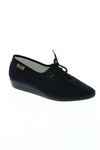 goes chaussures femme de couleur bleu