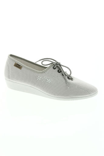 goes chaussures femme de couleur gris