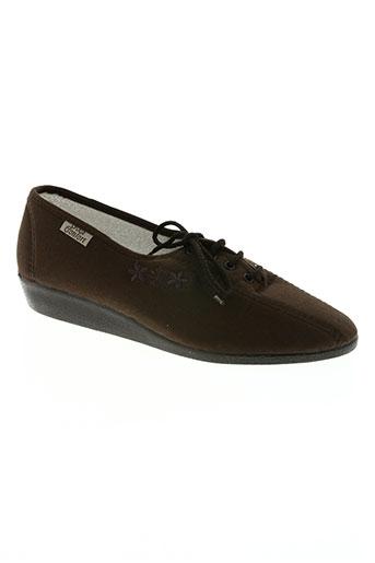 goes chaussures femme de couleur marron