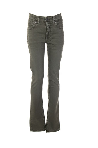 teddy smith jeans garçon de couleur vert