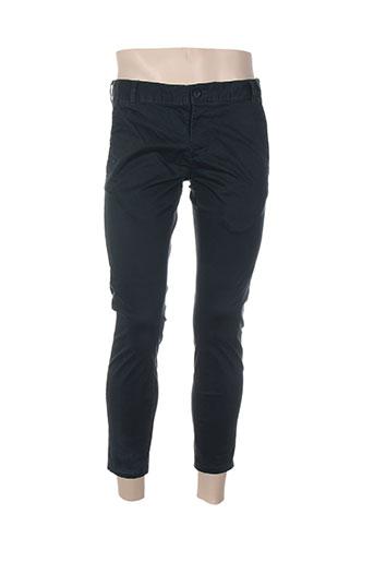kiliwatch pantalons homme de couleur vert