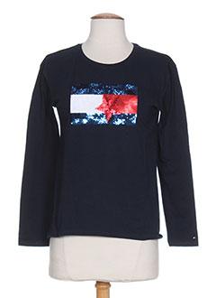 Produit-T-shirts-Fille-TOMMY HILFIGER