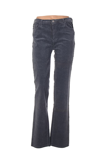 cinoche pantalons femme de couleur gris