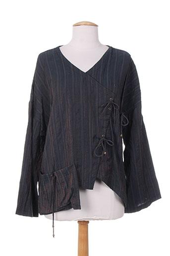 neslay vestes femme de couleur noir