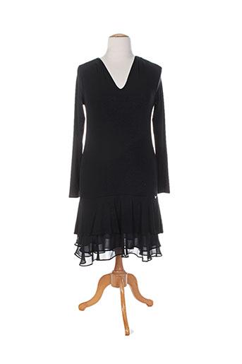 alan red robes femme de couleur noir