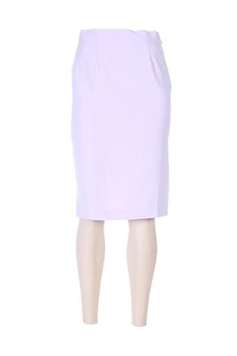 ficelle jupes femme de couleur violet