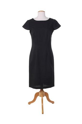 bleu de chine robes femme de couleur noir