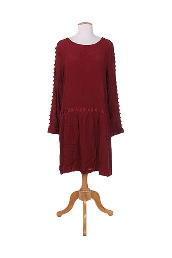 just addict robes femme de couleur marron