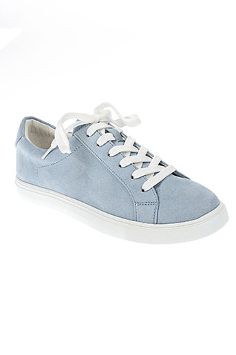 vanessa wu chaussures homme de couleur bleu