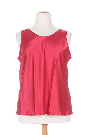 marjolaine lingerie femme de couleur rouge