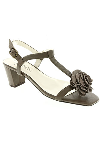 to be chaussures femme de couleur marron