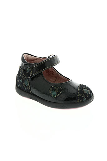 noël chaussures fille de couleur bleu
