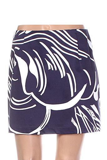 chacok jupes femme de couleur bleu