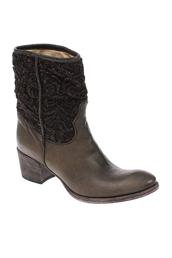 elisa cavaletti chaussures femme de couleur gris