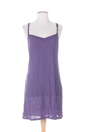 Jupon /Fond de robe violet CHERRY pour femme