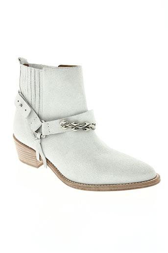 iro chaussures femme de couleur gris