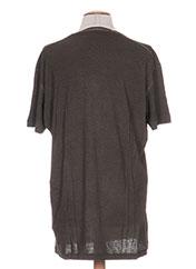 T-shirt manches courtes vert DSQUARED pour homme seconde vue