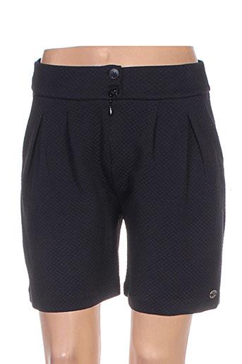 le petit baigneur shorts / bermudas femme de couleur noir
