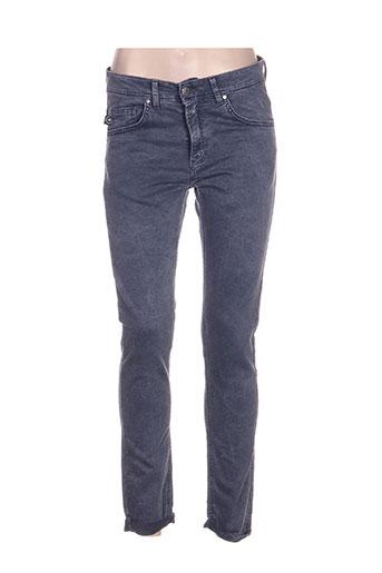 sin suegra jeans homme de couleur bleu