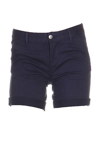 element shorts / bermudas homme de couleur bleu