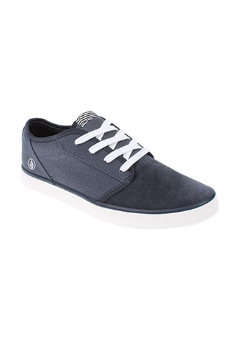 volcom chaussures garçon de couleur gris