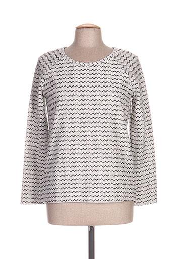 jad chemises femme de couleur gris