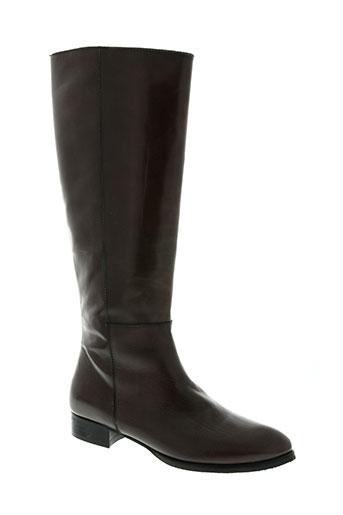 Bottes gris GADEA pour femme