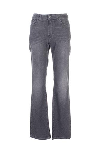 trussardi jeans jeans homme de couleur gris