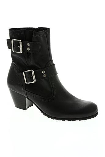 kemp.... chaussures femme de couleur noir