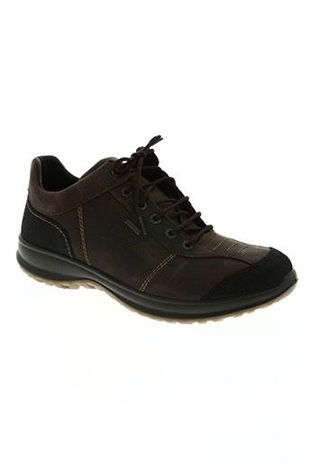 grisport chaussures homme de couleur marron